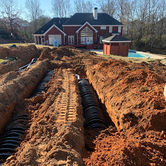 septic tank repair for pipes