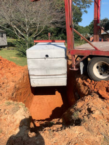 septic tank installation canton ga
